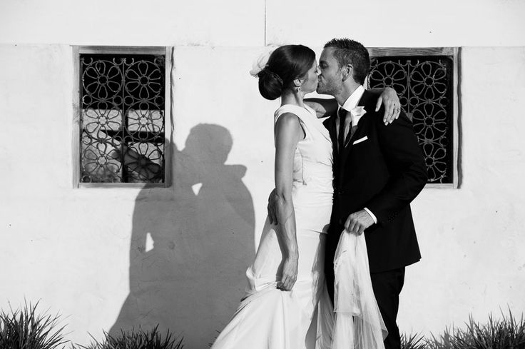 Beautiful black and white. Shot on location at Margan Wine, Hunter Valley. // Dominic Loneragan for Match + Feather wedding photography