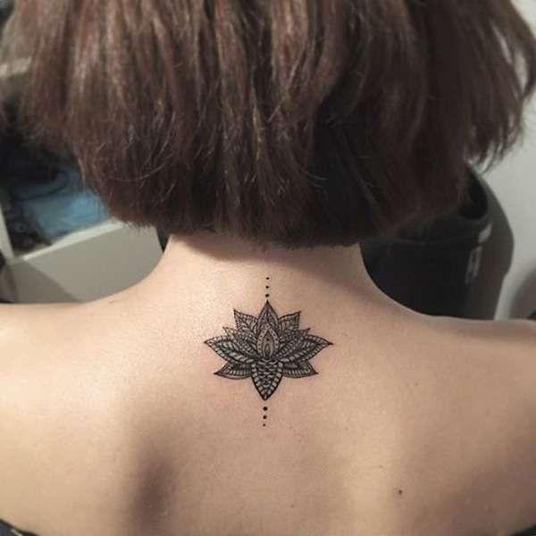 Tatuaggi mandala (Foto 24/40) | PourFemme