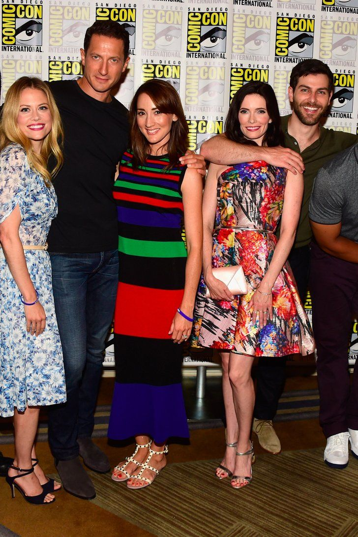 The Grimm Cast Says Goodbye After Filming Their Final Episode
