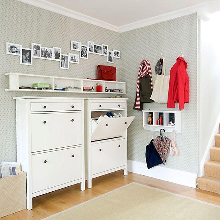 Как организовать пространство в прихожей
