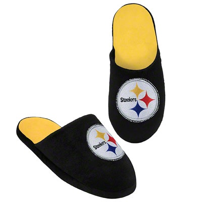 448 best steelers nation images on pinterest steeler nation steelers stuff and pitsburgh steelers for Pittsburgh steelers bedroom slippers