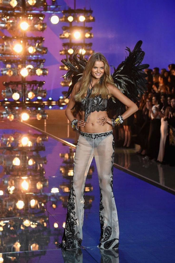 Kate Grigorieva – 2015 Victoria's Secret Fashion Show in NYC