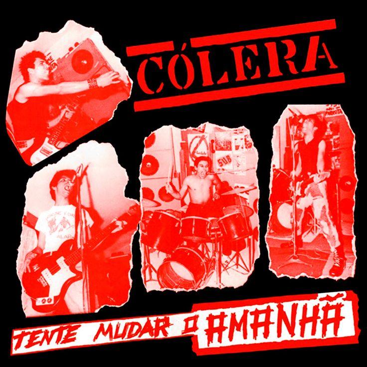 Álbum de estréia da banda de punk rock brasileira Cólera, lançado no formato LP, em 1985. É o primeiro lançamento do selo Ataque Frontal, do vocalista e guitarrista Redson. Em 1989, foi relançado pela Devil Discos. Suas letras abordavam claramente a Guerra Fria, com canções de apelo ao fim da corrida armamentista, protagonizada pelos EUA e União Soviética.