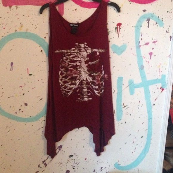 hot topic shirt perfect condition {81 days until donating} Hot Topic Tops Tank Tops
