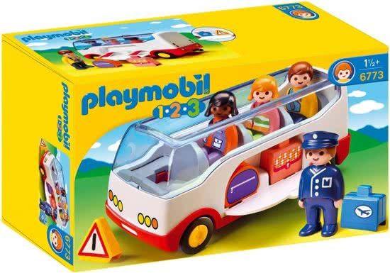 LUCIE:  PLAYMOBIL 123 Autobus - 6773