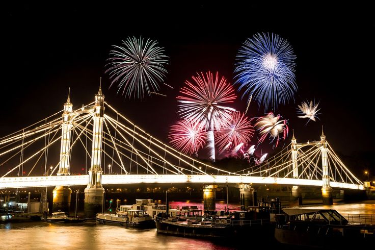 Five Firework Displays Not To Miss In London