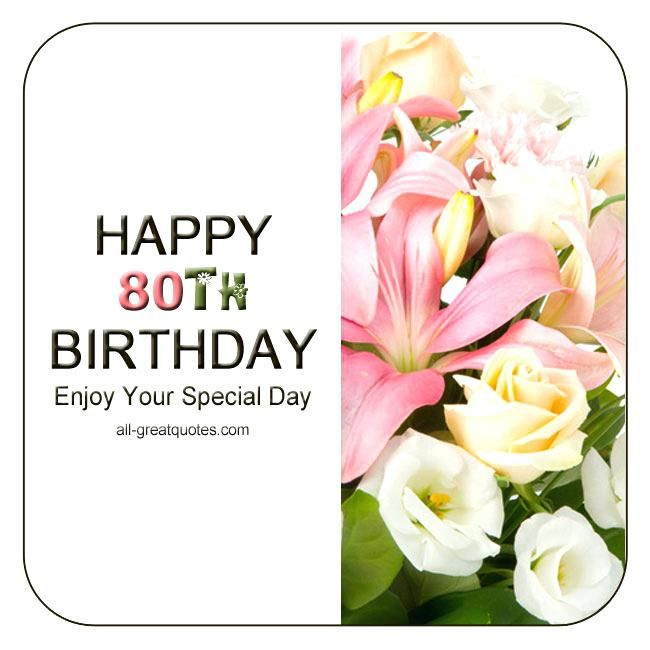 Beautiful 80th Birthday Wishes For Mom Pictures Newly Share Happy Cards 92 Funny