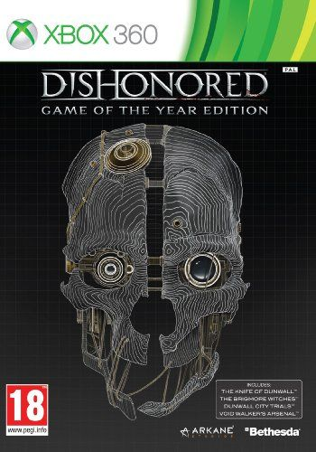 Dishonored: Game of the Year Edition (Xbox 360): Amazon.co.uk: PC & Video Games