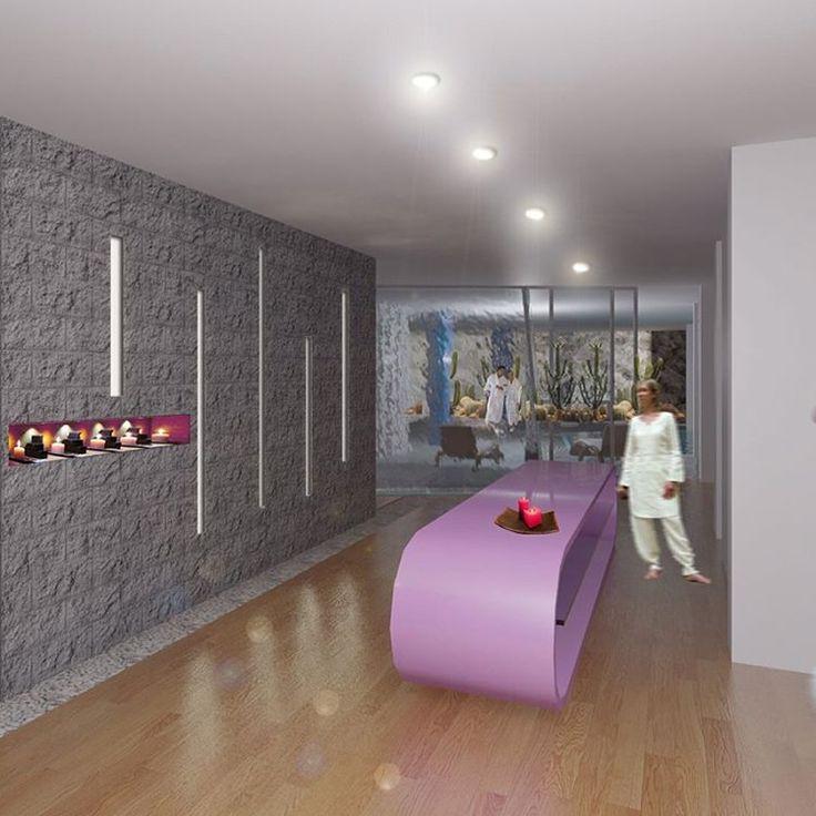 Ecco la #Preview dell'ultimo progetto per #spa and #wellness | #workinprogress!  #staytuned #raffaelecarrella #raffaelecarrellaarchitect #raffaelecarrellaproject  #project #newprojects #newideas #render #chekitout #design #like #becreative #benessere #relax #creazioni #progetto
