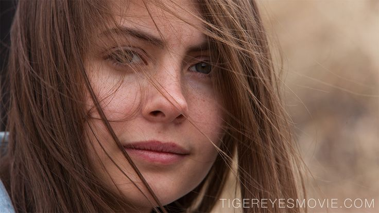 Willa Holland Comes Of Age In 'Tiger Eyes'