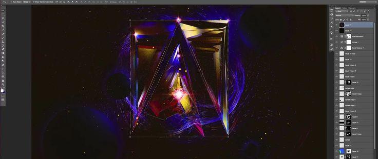 ADOBE REMIX - ASH THORP - PROCESS