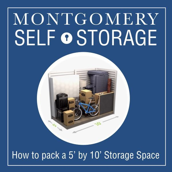 A 5 X 10 Self Storage Unit Is Perfect If You Re Renting A 10 Moving Truck If You Have A Studio Apartment Or A With Images Self Storage Units Self Storage