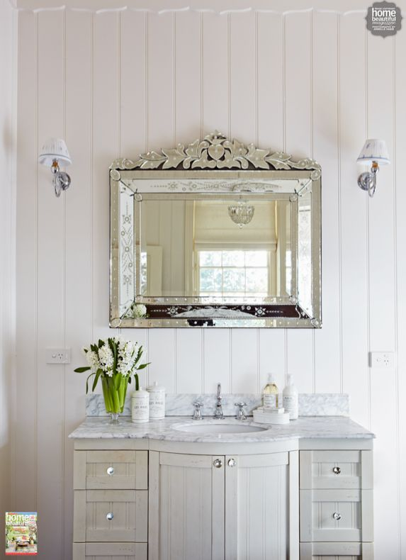 Catriona Rowntree's dazzling guest bathroom