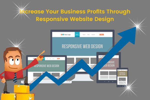 Improve Your Home #Business Website for More Earnings, #Responsive design can #brings a lot of #benefits to the business.