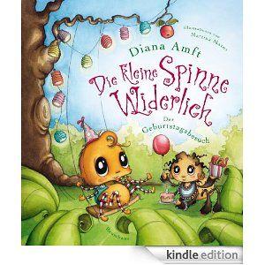 Die kleine Spinne Widerlich - Der Geburtstagsbesuch