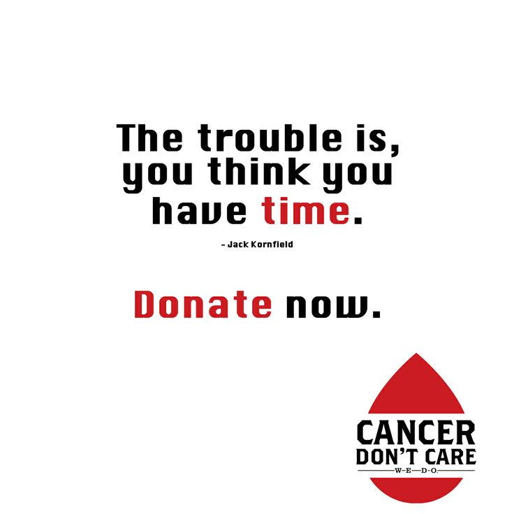 Cancer can take years, sometimes only months. Support life-saving cancer research now. #CancerDontCare www.mwoy.org/pages/nyc/nyc14/lvaccaro