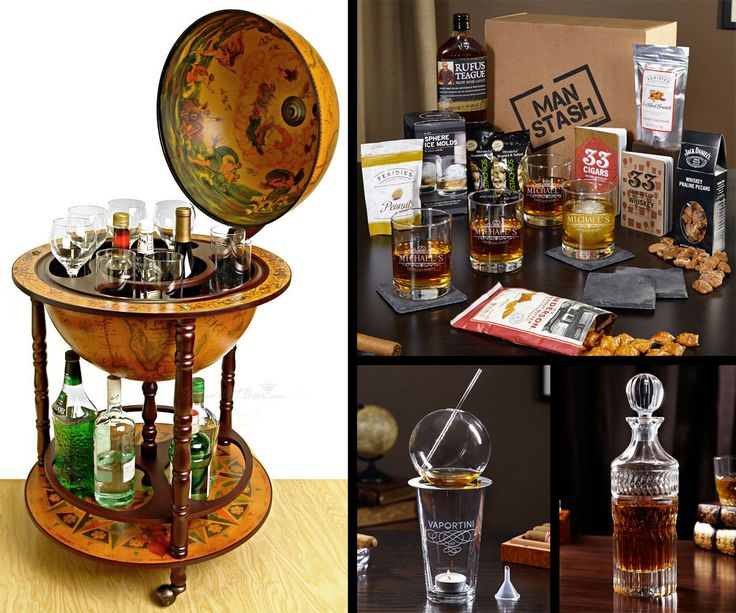 Giveaway: Home Wet Bar Party Package | DudeIWantThat.com