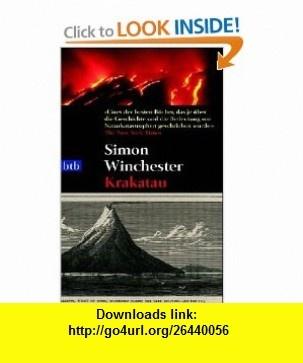 Krakatau (9783442733361) Simon Winchester , ISBN-10: 3442733367  , ISBN-13: 978-3442733361 ,  , tutorials , pdf , ebook , torrent , downloads , rapidshare , filesonic , hotfile , megaupload , fileserve