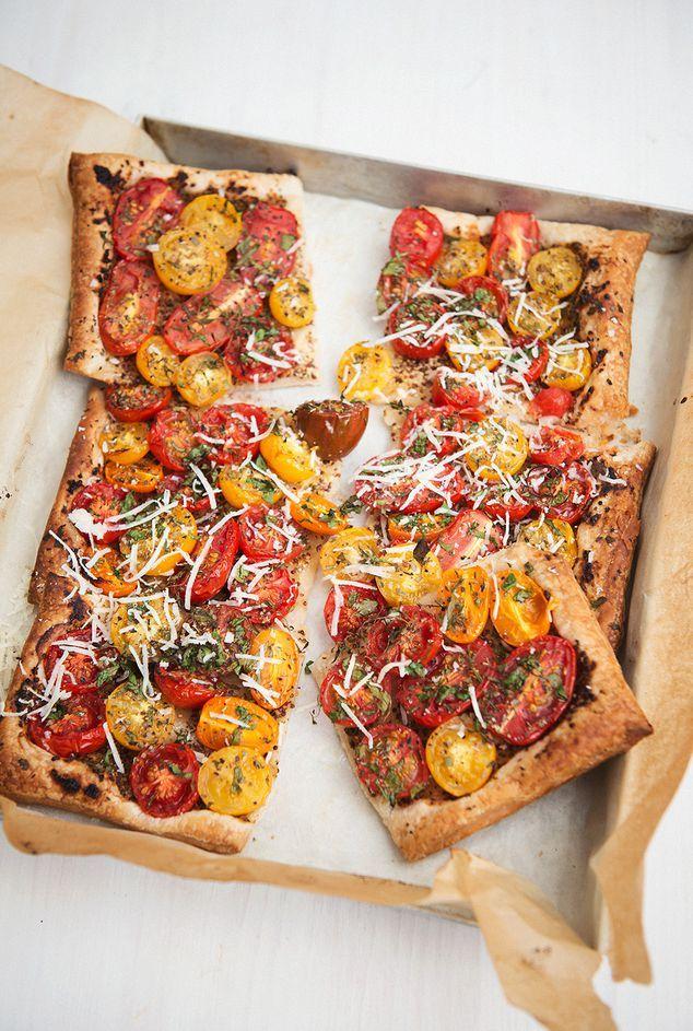 Tomatentaart