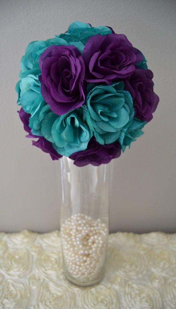 The 25 Best Flower Ball Centerpiece Ideas On Pinterest