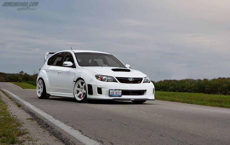2008 #Subaru #WRX #STI #SubaruofHuntValley
