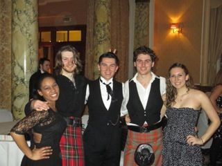 This is the first Ceilidh I attended. A Ceilidh is a ...