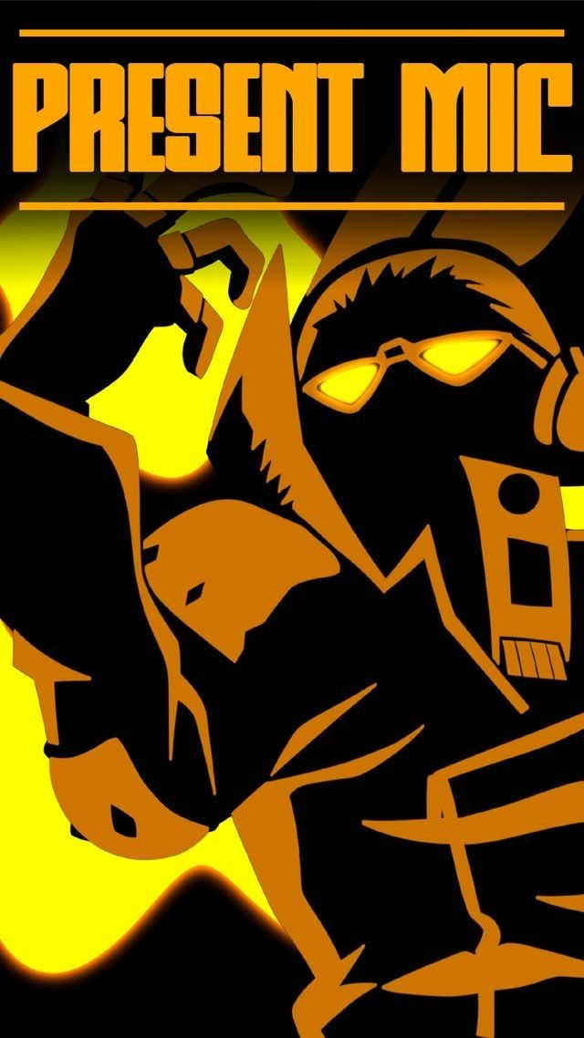 Boku No Hero Academia Present Mic Hero Hero Academia Characters My Hero