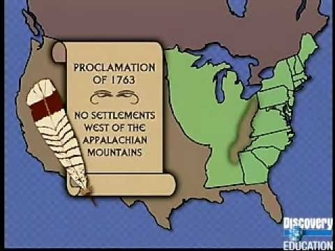 Youtube clip:  To The Mississippi - Westward Expansion and the Northwest Ordinance of 1787