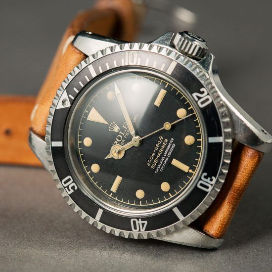 Rolex Submariner ref. 5512 for sale and Things to Look for when Buying Vintage Rolex Watches | LUXUO