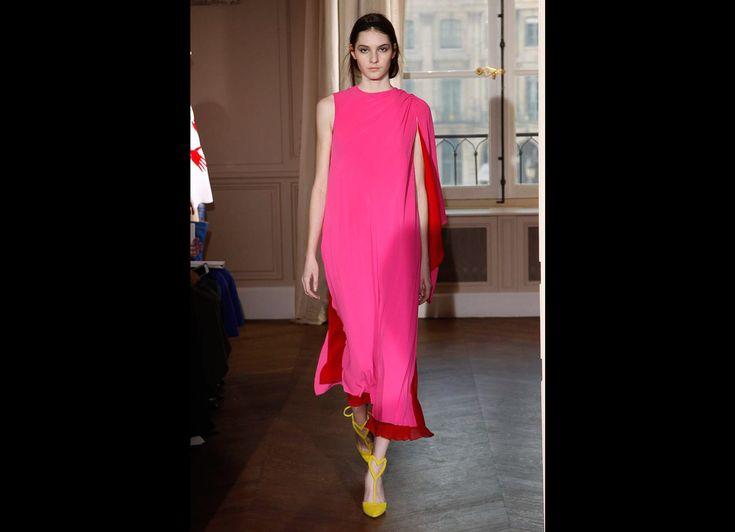 Défilé Schiaparelli Haute couture printemps-été 2017 4