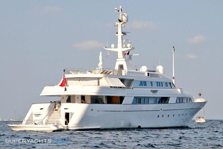 Sokar Mohammed Al Fayeds Yacht Yachts Pinterest