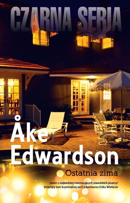 Ostatnia zima - Ake Edwardson