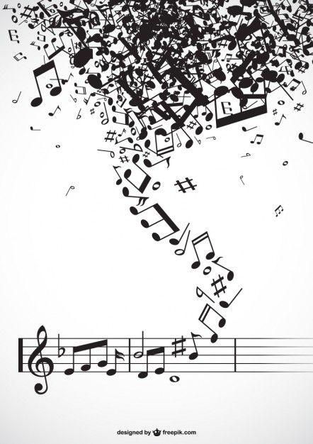 infografia musical notas - Buscar con Google