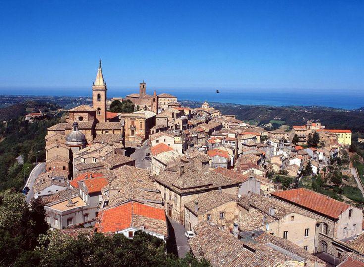Offida, Italy