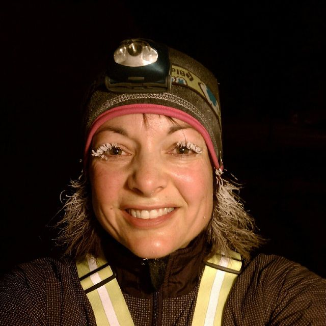 Running in Cold Weather: My Tips & Tricks - And how NOT to look like this at the end of your run. :-)