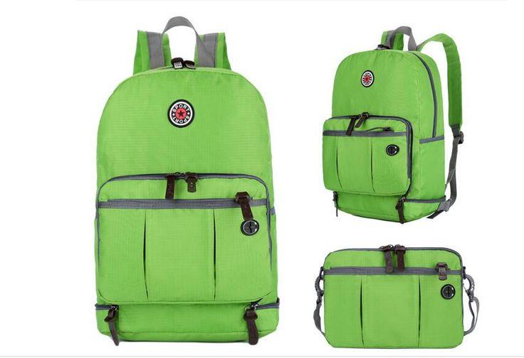 Ultra-light Backpacks Multifunctional Waterproof boy Girl's School Bag Portable Foldable Shoulder Bags