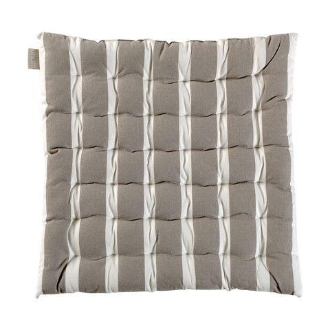 Machine washable yoga and meditation cushion from Eco brand Linum.