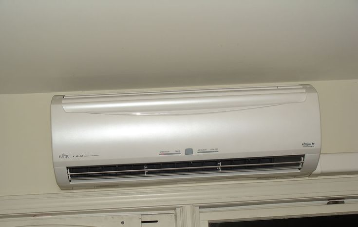 Room Size Wall Mounted Air Conditioner Heater