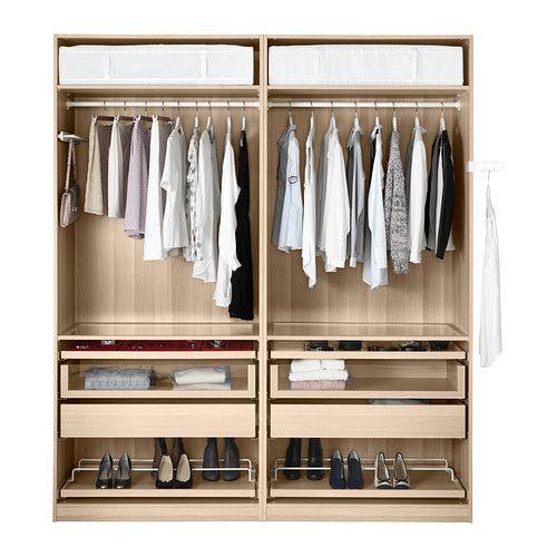 ... - - - IKEA : DRESSING : Pinterest : Armoires, Ikea et armoire PAX