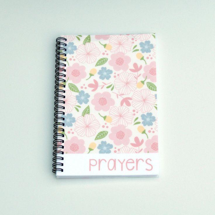 Kids Prayer Journal by RootedInk on Etsy https://www.etsy.com/listing/257152567/kids-prayer-journal