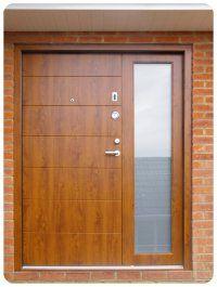 Contemporary Steel Door Design