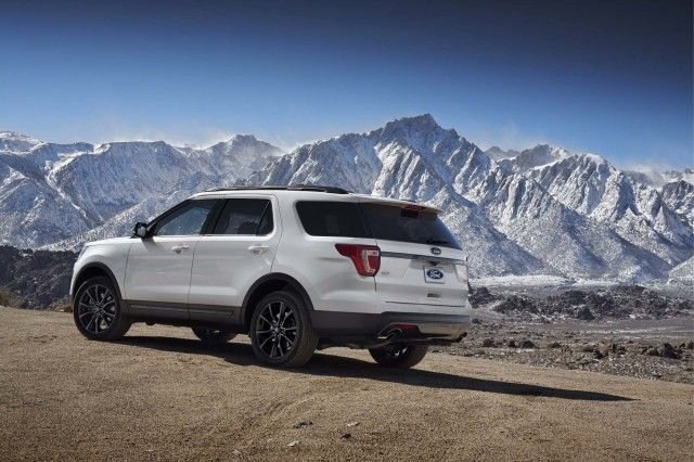 2017 Ford Explorer Review, Ratings, Specs, Prices, and Photos - The Car Connection