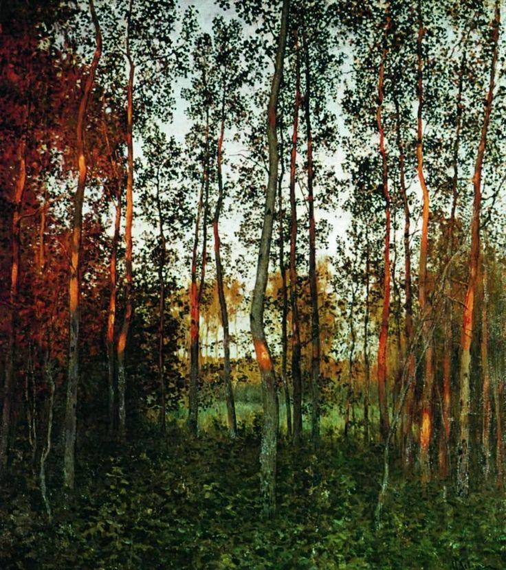 Landscape Isaak Levitan