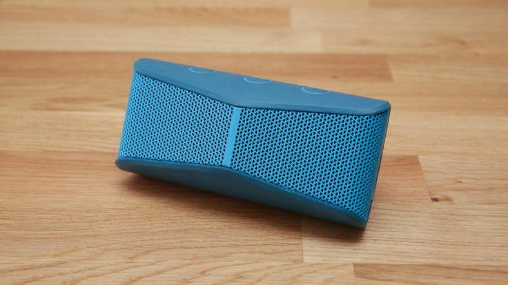 Logitech X300 Mobile Wireless Stereo speaker review - CNET