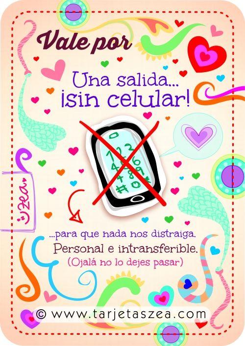 celular © ZEA www.tarjetaszea.com