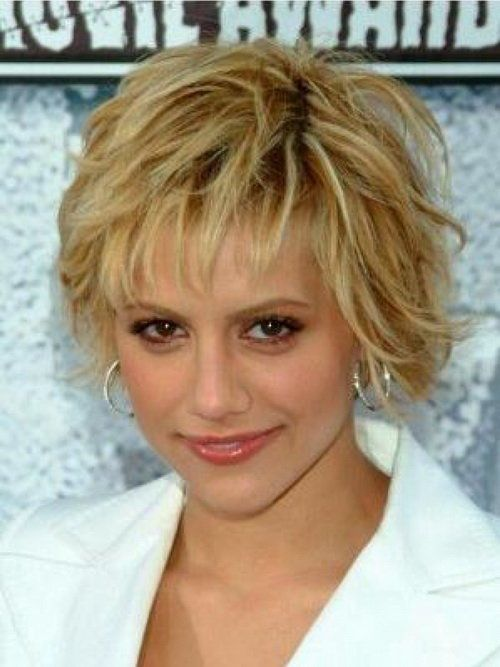 Short Messy Hairstyles Beauteous 11 Best Easy Short Messy Hairstyles Images On Pinterest  Hair Cut