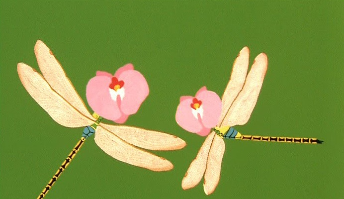 (Hana-Bi) features Kitano's own artwork