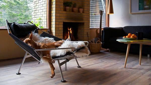 // Um bom dia com inspirações do designer Hans Jorgensen Wegner ! http://tinyurl.com/powjd7u