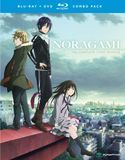 Noragami: The Complete First Season [4 Discs] [Blu-ray/DVD]