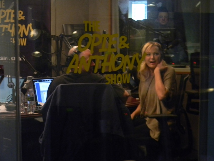 Beezid Honeys at Opie and Anthony